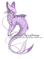 Lavender Greater~! -CLOSED- by Kurosu-Commishes