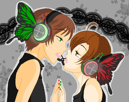 magnet - Spain and Romano by ShadowGinger