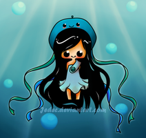 :Gift: Jellyfish by jedec