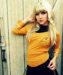 To Boldly Go by SunshineAlways