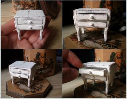 Miniature Drawer by vesssper