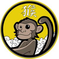 Monkey Logo by soysauce09