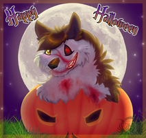 Halloween 2014 by CorruptTempest