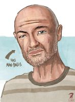 John Locke by Hyptosis
