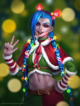 Jinx by bylorang