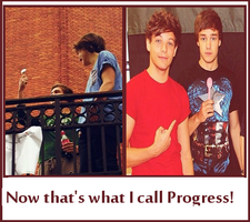 Now That's What I call Progress! by iluvlouis