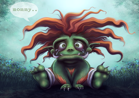 Baby Blanka by D3RX