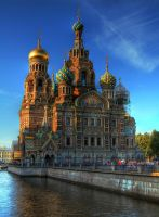 St. Petersburg 2 by Day-zel