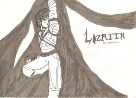 Lozrith: The Unfettered by Septic-Art