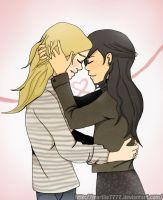Brittana_We Found Love by marilie7777