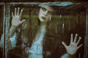 Strange voices by haania