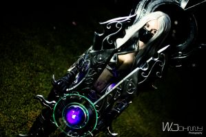 Nightblade Irelia by RainingCosplayer