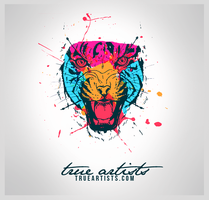 TrueArtist Logotype by Shiftz