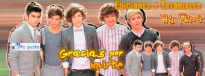 Portada Ediciones Y Tutoriales by fans by Selly1DJonas