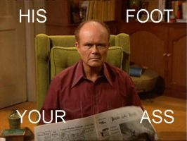 RED FORMAN by loopieg