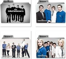 The inbetweeners UK folder Icons by nellanel