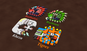 Monster Hunter Icons II by Gemneroth