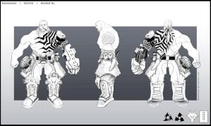 DW5 main - KEEPER - Concept by monkibase