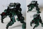 Canon Fiend MOC by guitheone1