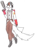 Sigvard the RED Medic by Shinigami-Spartan