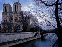 Notre Dame by MichaelArm
