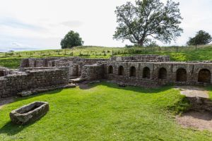 Chesters Roman Fort - Bath House 2 by CyclicalCore