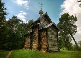Old Church by xrust