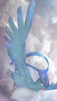 Day 438 - Freezer | Articuno by AutobotTesla