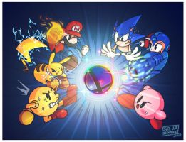 - Get the Smash Ball - by SkaJrZombie