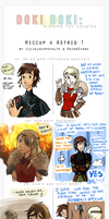 Couple Meme: Hiccup x Astrid by chorchori
