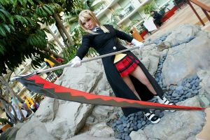 Maka Albarn by WindoftheStars