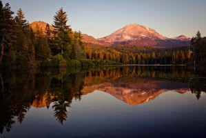 Lassen's Last Light by novelhill