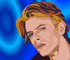 Vector Bowie by SoundVsVision