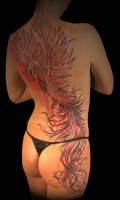 Phoenix by Anderstattoo