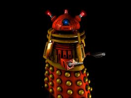 The Dalek Supreme by LEMIKEN