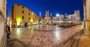 Advent time in Zadar by ivancoric