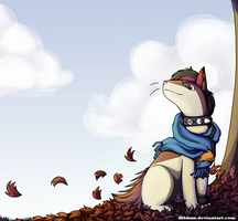 Autumn by Flikkun