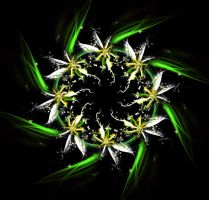 Edelweiss Wreath... by FeliFee