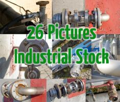 Industrial Stock Package by en-on