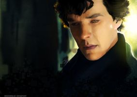 -Sherlock 21022014- by obsceneblue