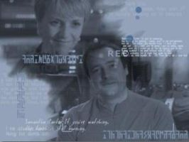 Rodney and Sam wallpaper by Rodney-McKay-Club