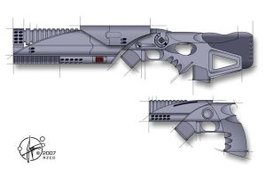 Weapondesign by Paul-Muad-Dib