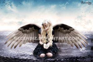Angel From Heaven by Recendiz