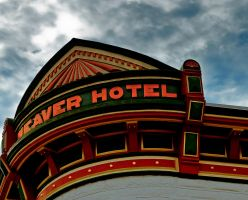 Weaver Hotel by Pennes-from-Heaven