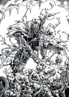 Spawn - Soldado do Inferno by ricardoafranco