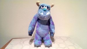 15 Inch tall Sully from Monster's Inc by telshira