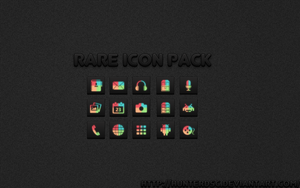 Rare icons for android by HunterDsg