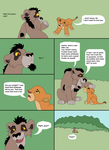 Lion King Alternative 024 by GreatMarta
