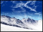 Perfect place for skiing by outeq