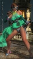 DEAD OR ALIVE 5 Last Round Lisa31 by aponyan